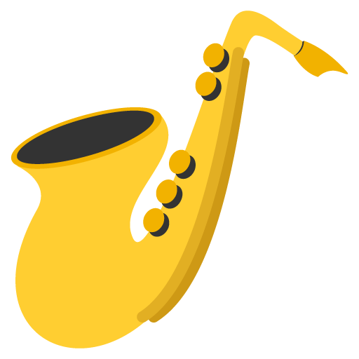 Music Instrument Saxophone