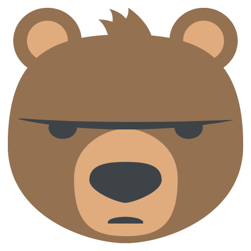 Animal Face Bear