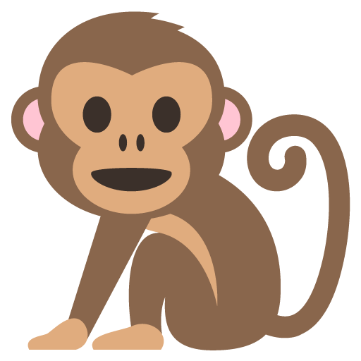 Animal Full Monkey